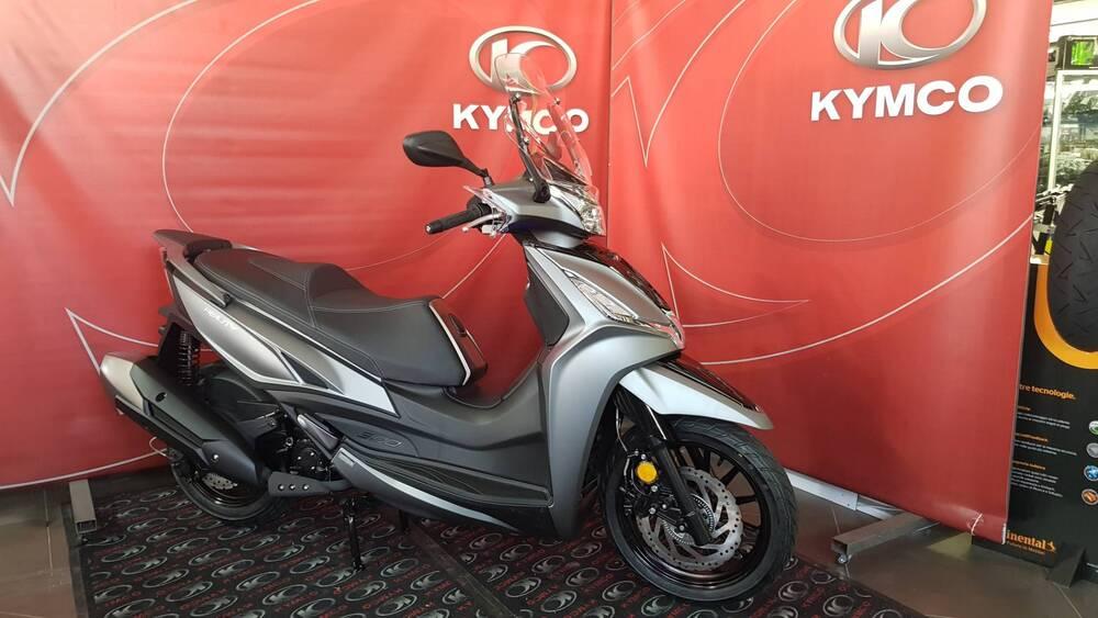 Kymco Agility 300i ABS (2019 - 20) (5)