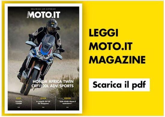 Magazine n° 399, scarica e leggi il meglio di Moto.it