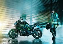 Kawasaki Z-H2: video, foto, dati e prezzo