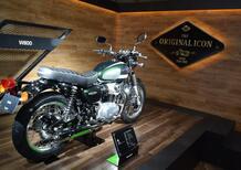Nuova Kawasaki W800 m.y. 2020: video, foto, dati e prezzo