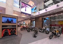 Honda Moto Roma: sempre un passo avanti