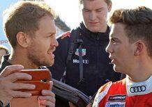Chi è Fabian Vettel, il fratello meno famoso di Sebastian