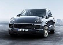 Porsche Cayenne Platinum Edition, le alternative