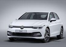 Nuova Volkswagen Golf 8   Eccola, anche ibrida dal 2020