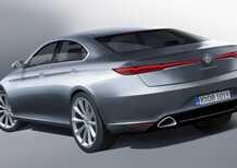 Alfa Romeo Giulia: dopo il restyling ecco un'opzione più gentile per la berlina FCA 2022 [foto]