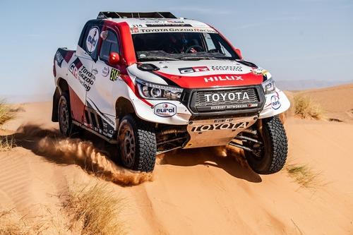 Dakar 2020. Toyota Gazoo Racing Cala il suo Poker. Alonso Ufficiale (2)