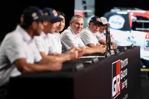 Dakar 2020. Toyota Gazoo Racing Cala il suo Poker. Alonso Ufficiale (3)