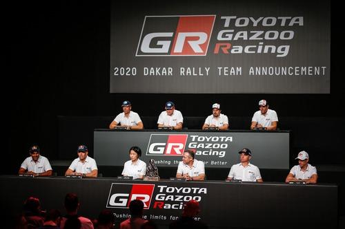 Dakar 2020. Toyota Gazoo Racing Cala il suo Poker. Alonso Ufficiale (6)