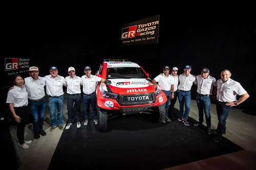 Dakar 2020. Toyota Gazoo Racing Cala il suo Poker. Alonso Ufficiale (9)