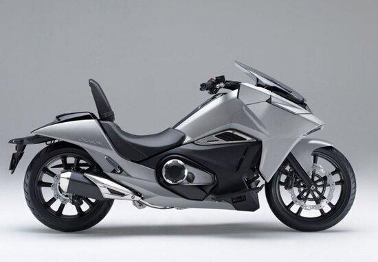 Honda Vultus. Qui la versione DCT.