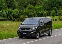 Peugeot Traveller: il cambio EAT8 ora anche sul diesel 120 CV
