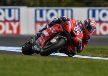 MotoGP 2019 Australia. Dovizioso, Rossi e Simoncelli hanno ragione?