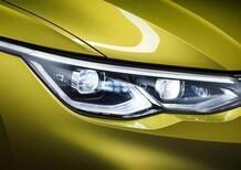 Volkswagen Golf 8 2020   Gli interni e la tecnologia di bordo