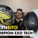 Scorpion Exo Tech. Recensito casco modulare tipo Flip Back