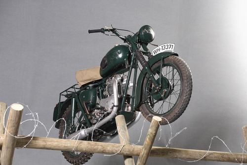 Cingoli: il Museo del Sidecar, e non solo (2)