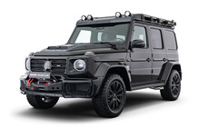 Mercedes Classe G: Adventure Package by Brabus