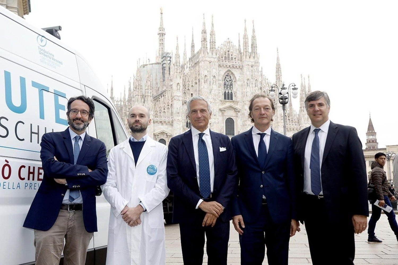 Fiat supporta il tour 2019 dedicato alla Salute Maschile: non solo prostata [intervista]