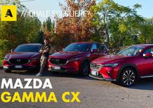 Gamma SUV e Crossover Mazda | Quale scegliere? [video]