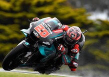 MotoGP, Sepang: Quartararo sbanca la prima giornata