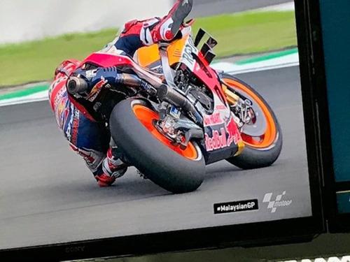 MotoGP 2019. Marc Marquez: Non volevo dare fastidio a Quartararo (3)