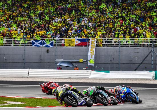 MotoGP 2019. Valentino Rossi: Ci vuole più motore