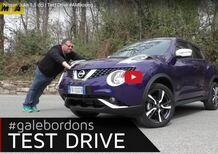 Nissan Juke | test drive #AMboxing