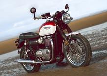 Triumph Bonneville T120 Bud Ekins SE (2020)