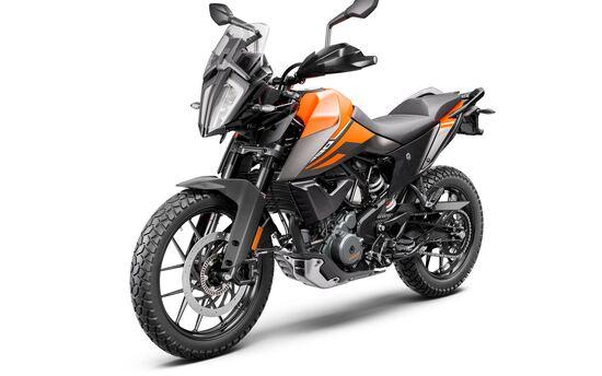 Ecco la nuova KTM 390 Adventure