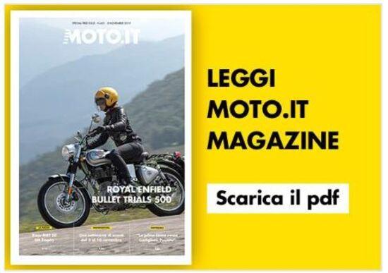 Magazine n° 401, scarica e leggi il meglio di Moto.it