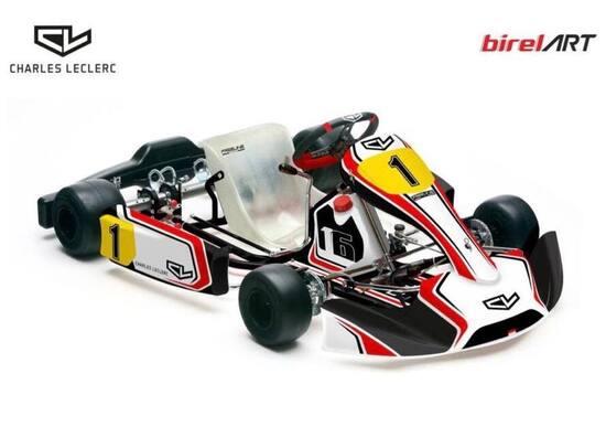 F1, Charles Leclerc lancia il suo brand di kart