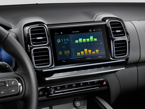 Citroen C5 Aircross, ora è anche ibrida plug-in (9)