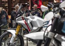 Scrambler DesertX e The Motard Concept a ECIMA 2019