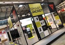 Dainese a EICMA 2019: Smart Jacket, AGV K6 e Pista GP-RR