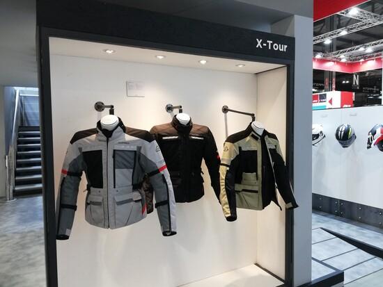 La nuova giacca Acerbis X-Tour