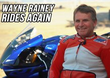 Wayne Rainey torna in pista