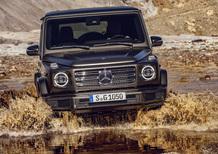 Mercedes Classe G, ci sarà una versione elettrica