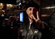 Solo Caschi festeggia RACR da Ciapa la moto... ospite Tony Cairoli