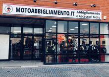 Motoabbigliamento.it inaugura un nuovo punto vendita a Torino