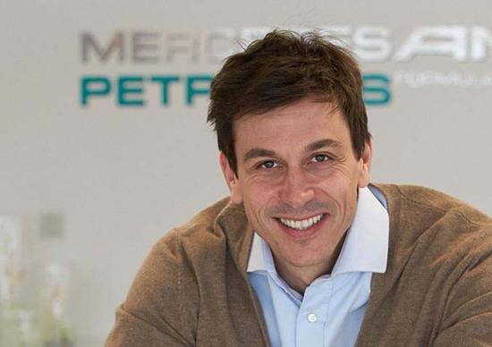 Gp Brasile: Mercedes senza Wolff