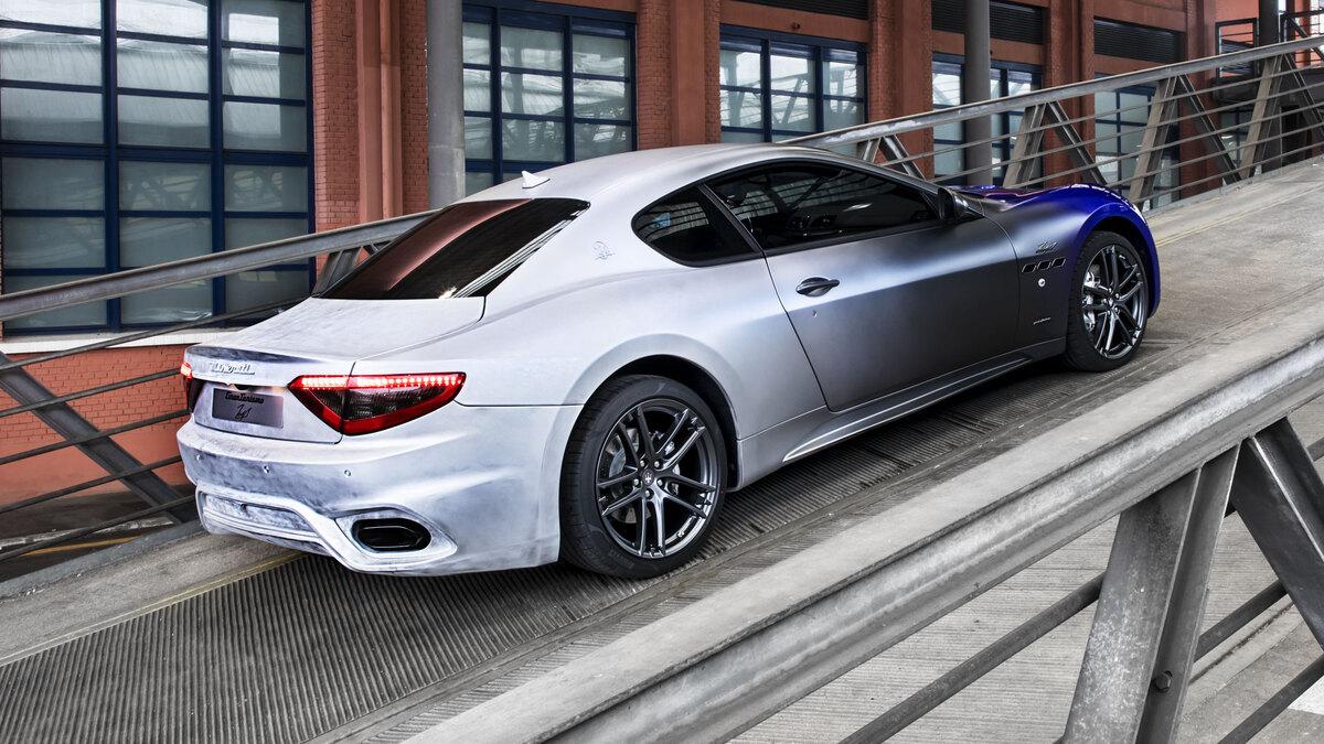 Maserati GranTurismo Zeda | L'ultima prima della Alfieri ...