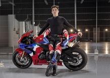 """Marc Márquez e la Honda CBR1000RR-R SP: """"Ma è davvero una moto stradale?"""""""