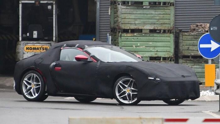 Ferrari Roma, 620 CV per la nuova Dolce Vita , News