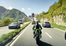 Kawasaki: nel 2021 le nostre moto con l'ARAS Bosch