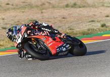 SBK. Buon debutto di Redding nei test di Aragon