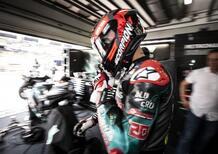 MotoGP 2019. Fabio Quartararo è il più veloce nelle FP1