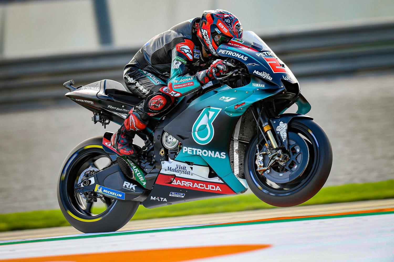 MotoGP 2019. Fabio Quartararò in pole a Valencia