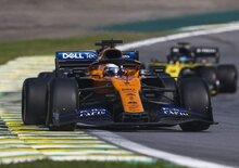 F1, GP Brasile 2019: Sainz, gara da sogno. Incubo Albon