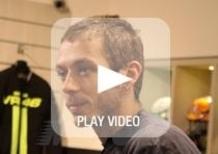 Valentino Rossi su dainese.com: Sogno di vincere il Mondiale numero 10