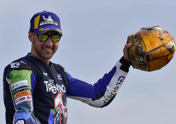 Matteo Ferrari è il primo campione del mondo MotoE