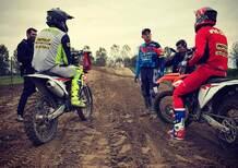 Scuola di Motocross con Gio Sala: la curva, Pt 1